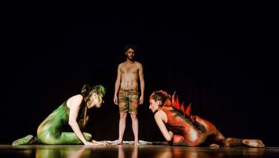 Dos noches a pura danza y teatro en La Ranchería