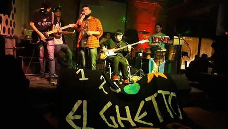 El Ghetto.
