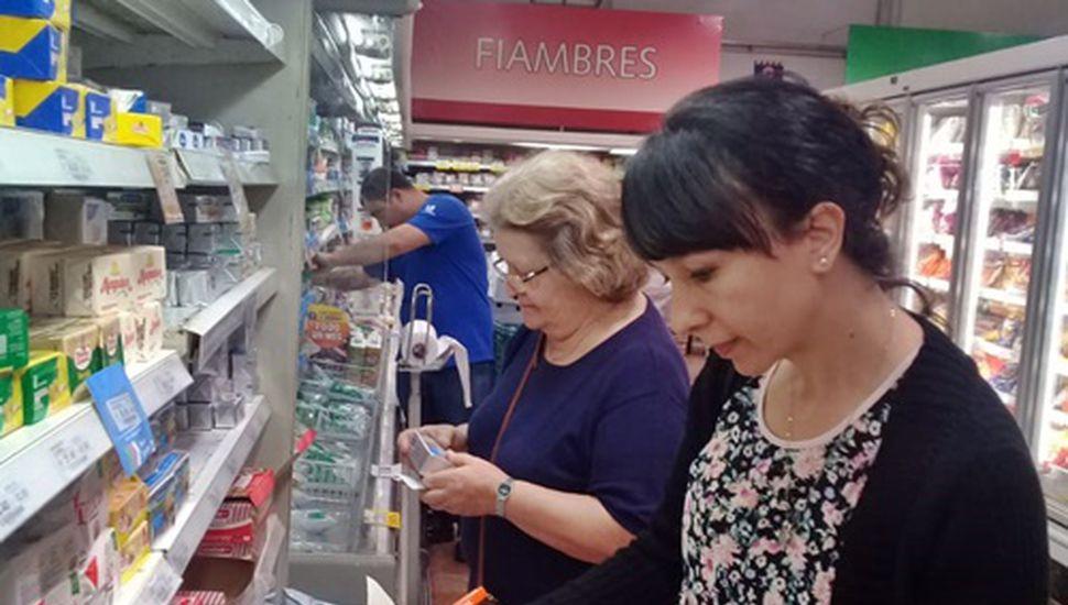 """Continúan los controles de """"Precios cuidados"""" en supermercados de Bragado"""