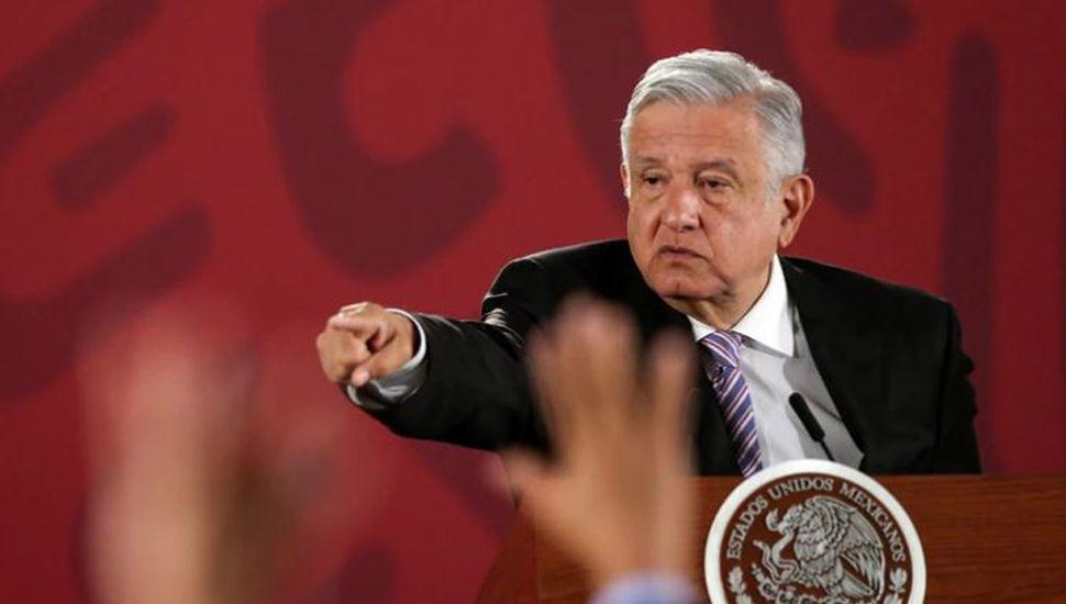 """López Obrador pidió evitar """"linchamientos"""" contra el embajador"""