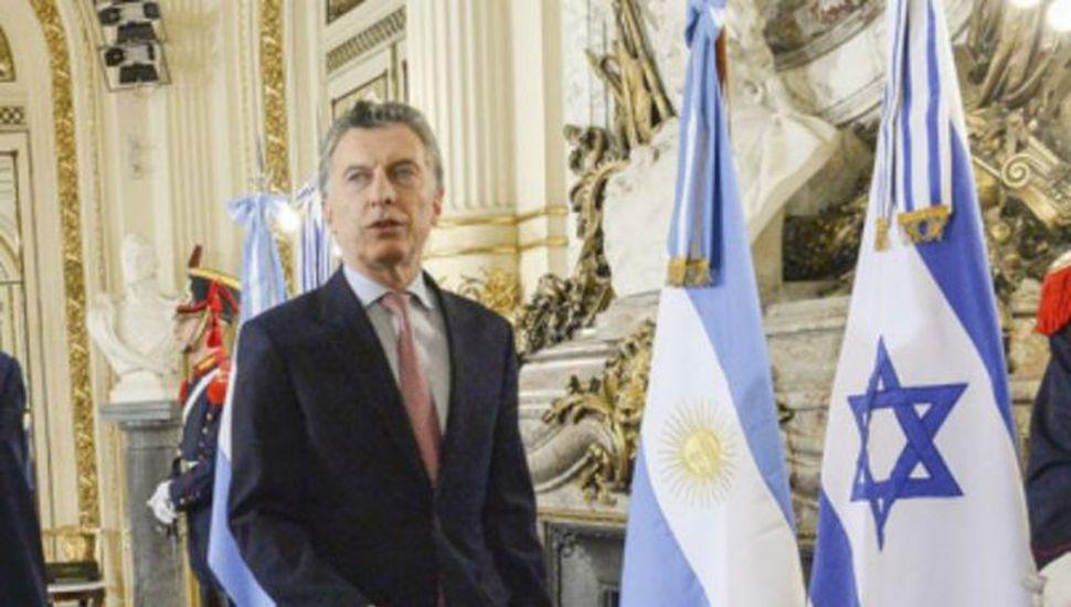 """Macri y la suspensión  del amistoso: """"Fue incómodo"""""""