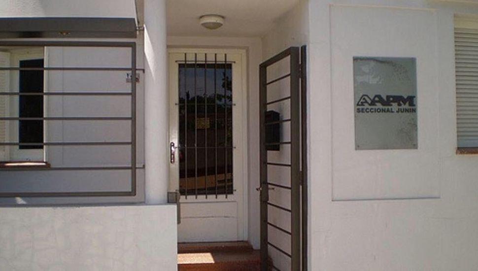 En Ramón Falcón 179 la AAPM tiene su sede.
