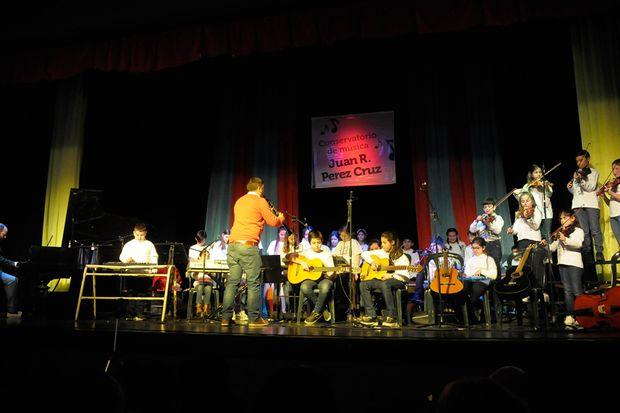 "Conservatorio ""Juan Pérez Cruz"""