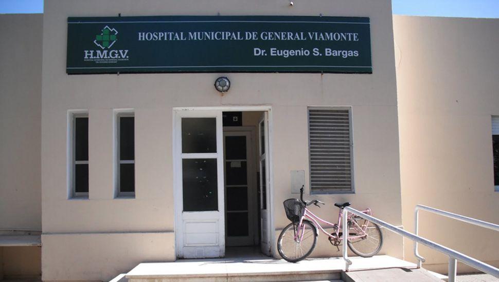 Hospital: se terminó con la primera etapa de remodelación de habitaciones