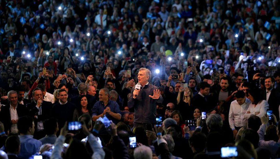 Macri relanza su campaña con visitas a 30 ciudades