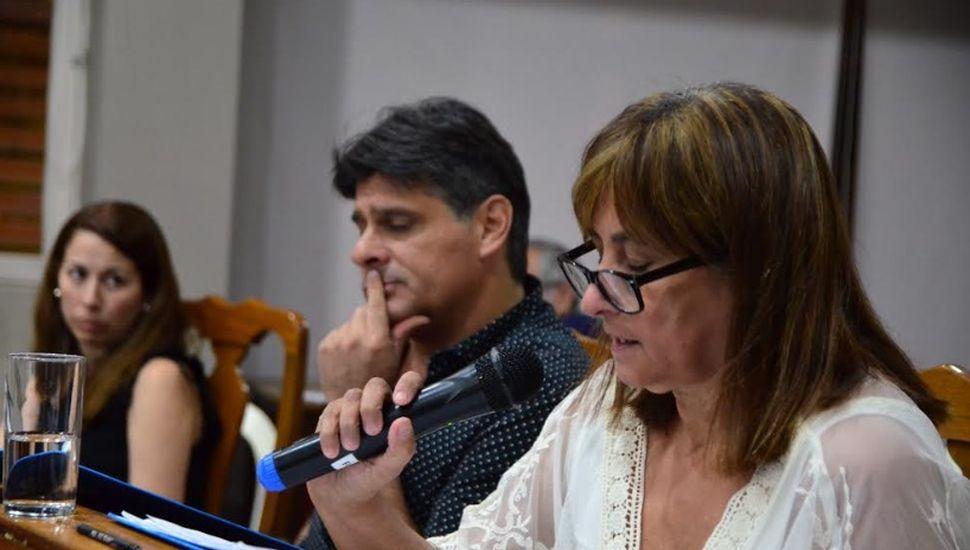 Las concejalas del Frente de Todos trabajarán en políticas de género