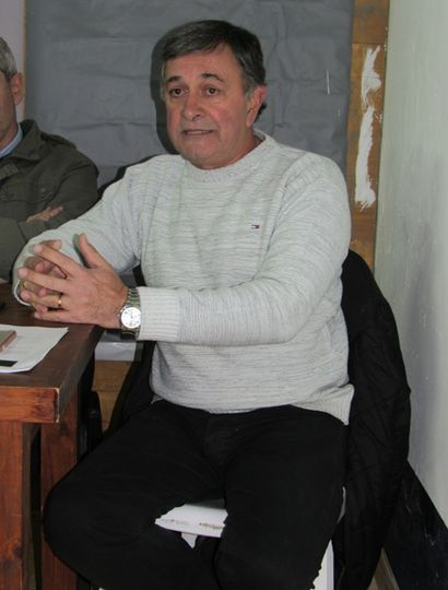 Horacio Masino.