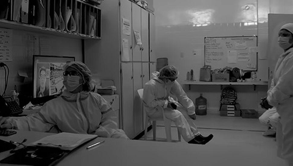 El documental del hospital de Bragado, en plena pandemia