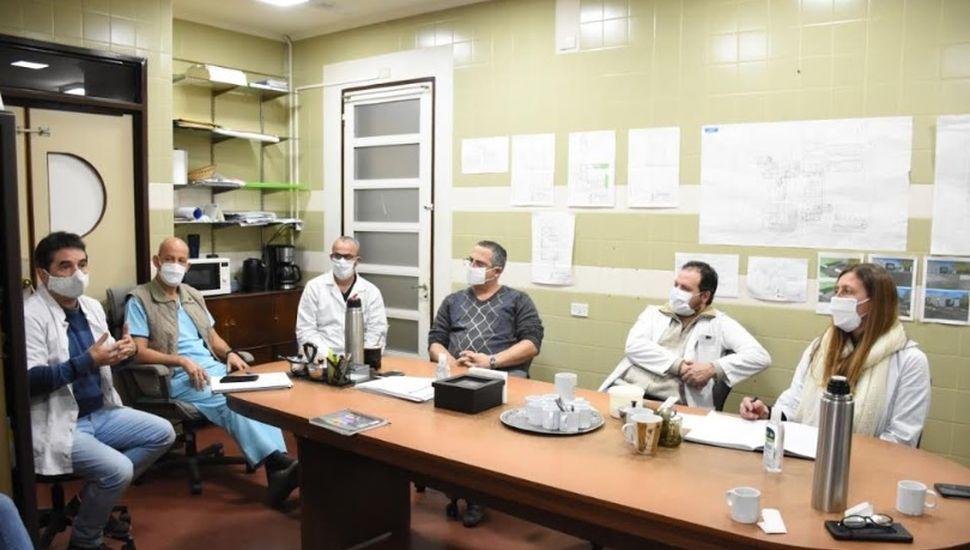 Se conformó el Comité Científico de Salud Local en Chacabuco
