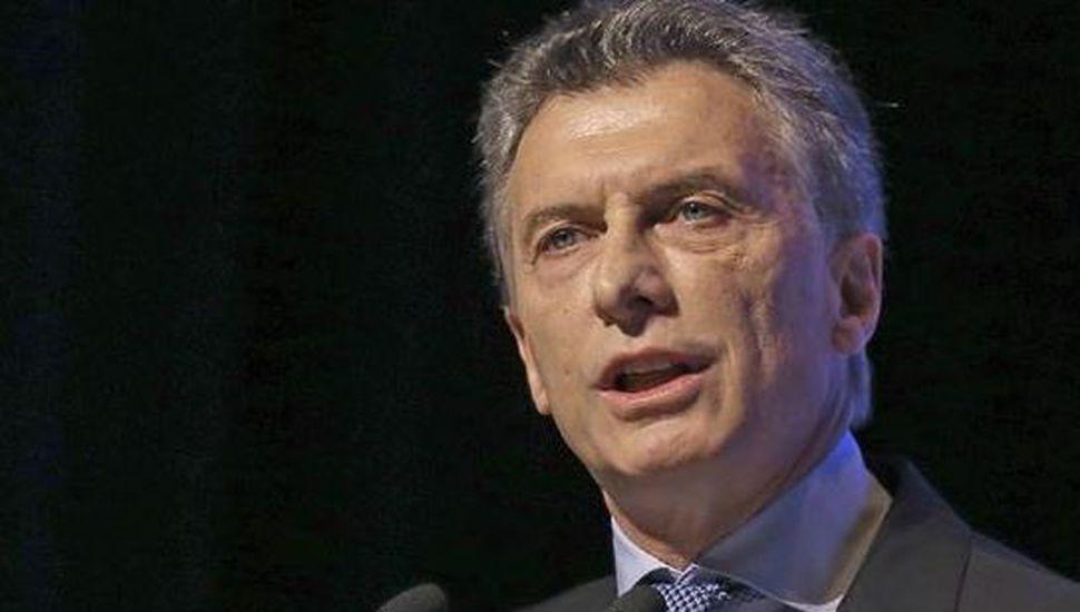Desde Uruguay, Mauricio Macri habló sobre el caso Maldonado