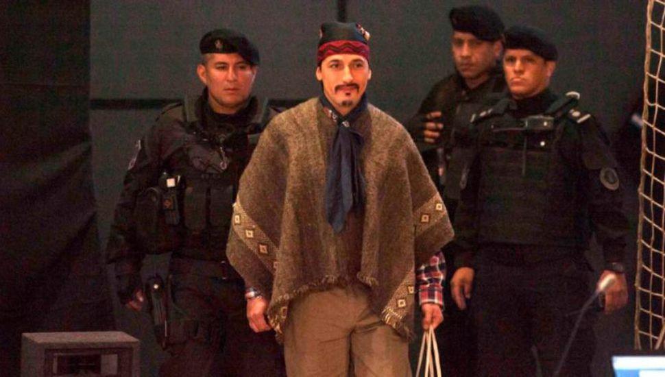 La Corte confirmó extradición de Facundo Jones Huala a Chile