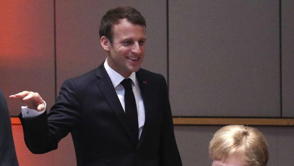 Alemania y Francia discrepan por los cargos de la UE