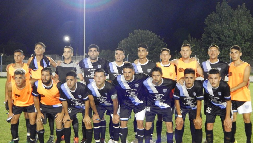Plantel de primera división de Deportivo Baigorrita.