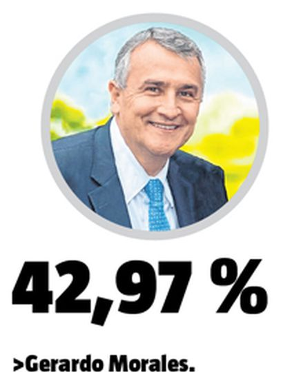 En Jujuy, Morales le dio la primera alegría a Macri