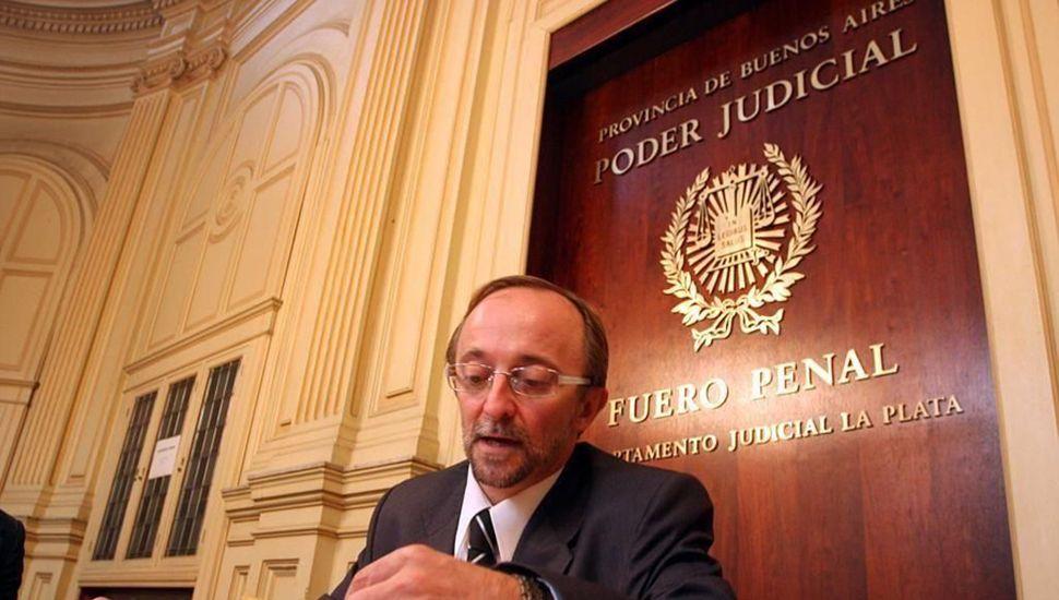 El ex fiscal Fernando Cartasegna, quien fue acusado de varios delitos.