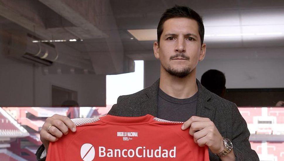 Guillermo Burdisso deberá  ampliar estudios médicos antes de firmar con San Lorenzo