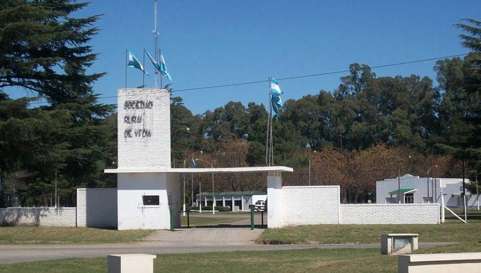Sociedad Rural de Vedia.