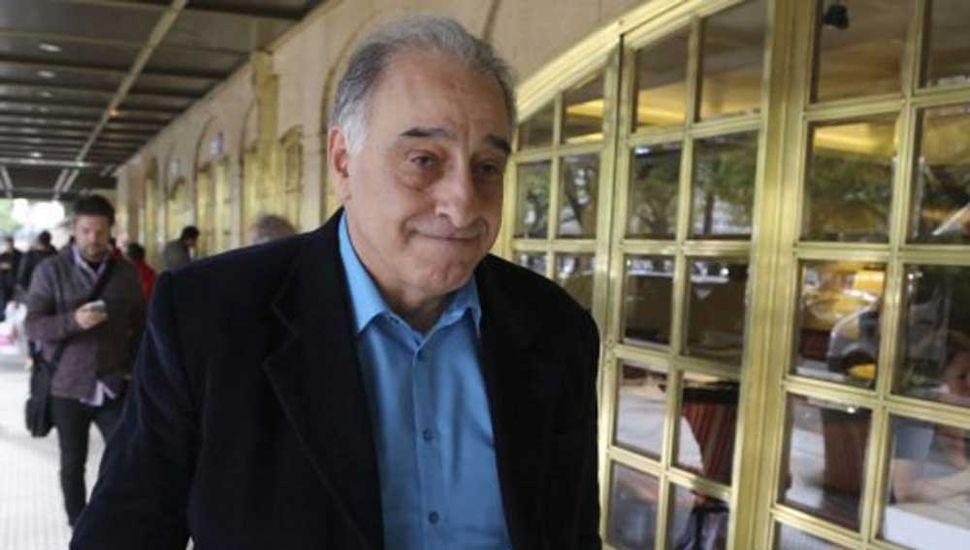 Alejandro Nadur, presidente de Huracán.