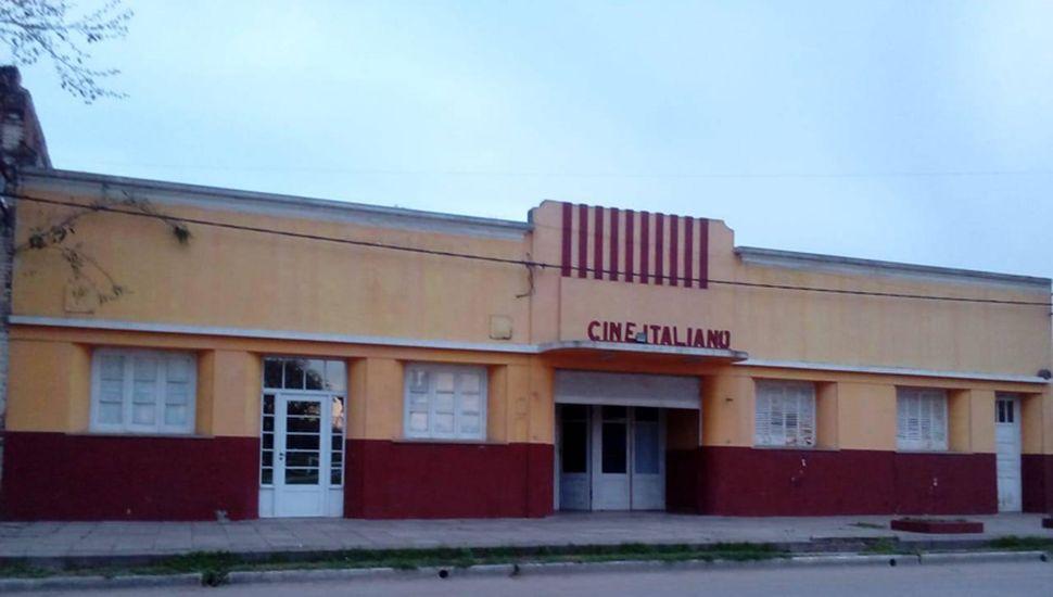 Centro Cultural de Baigorrita.
