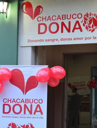Piden que se acerquen donantes de sangre al lugar.