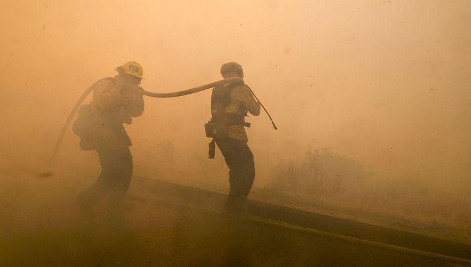 Con 44 muertos, California sufre su peor incendio
