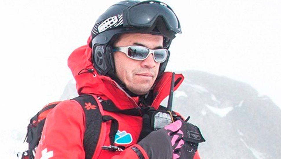 Una avalancha de nieve mató a un hombre en Bariloche