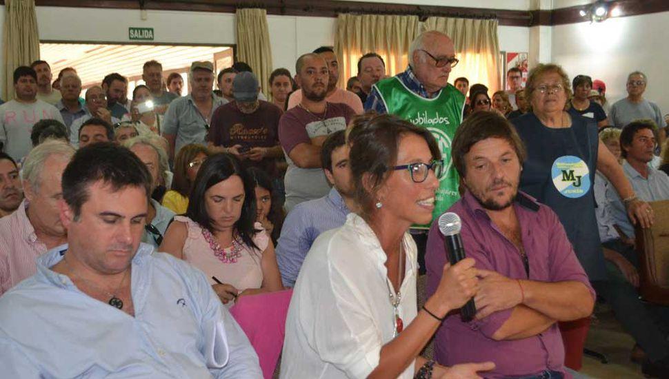 Es una iniciativa del bloque de concejales de Unidad Ciudadana.