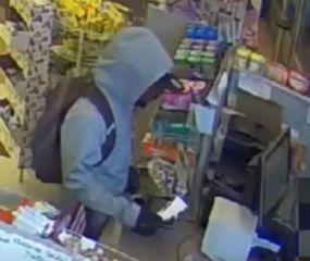 Entró a robar una farmacia y dejó una carta que estremeció a todos