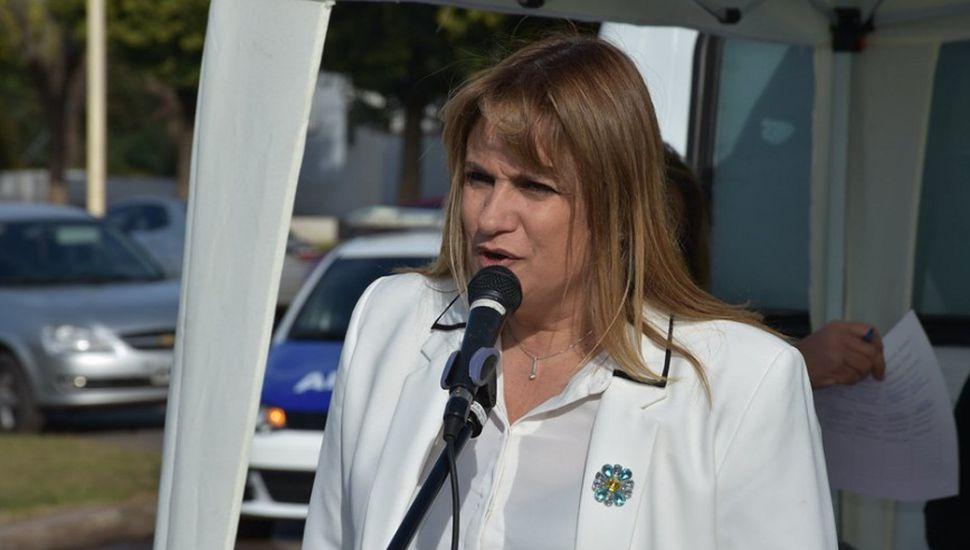 Esta tarde, Erica Revilla presenta la lista en Arenales