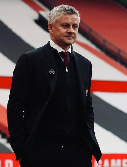 Ole Gunnar Solskjaer, DT del Manchester United.