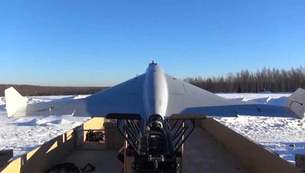 Ingenieros rusos desarrollaron  un tenebroso drone kamikaze