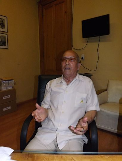 Edgar Aramburu es un maestro del fútbol juninense que dejó huella en varias generaciones de futbolistas.