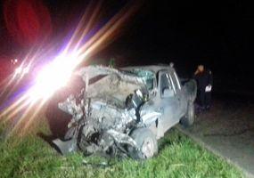 Fatal accidente en la Ruta 188