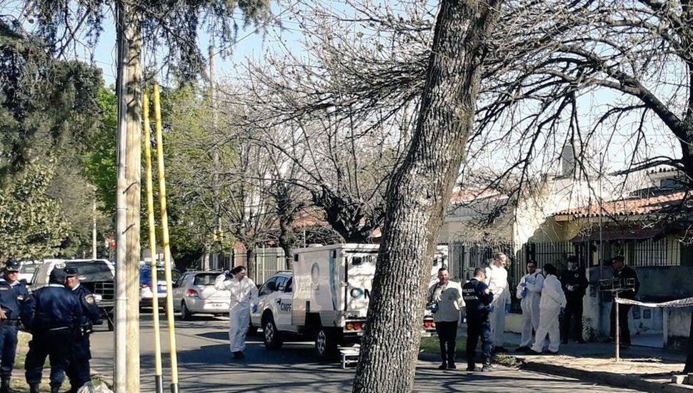 Horror en Córdoba: ahorcó a su hermana y la descuartizó