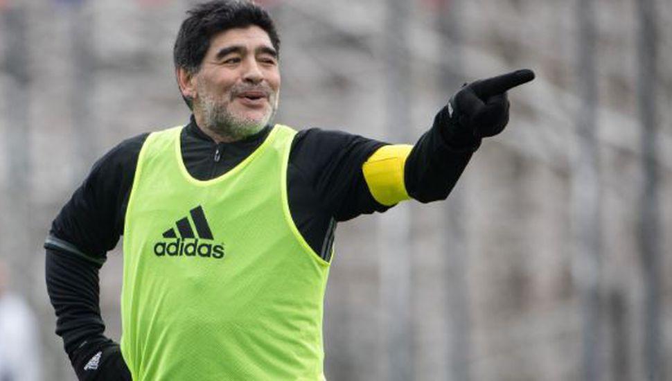 Maradona ya eligió a su preferido como campeón del mundo