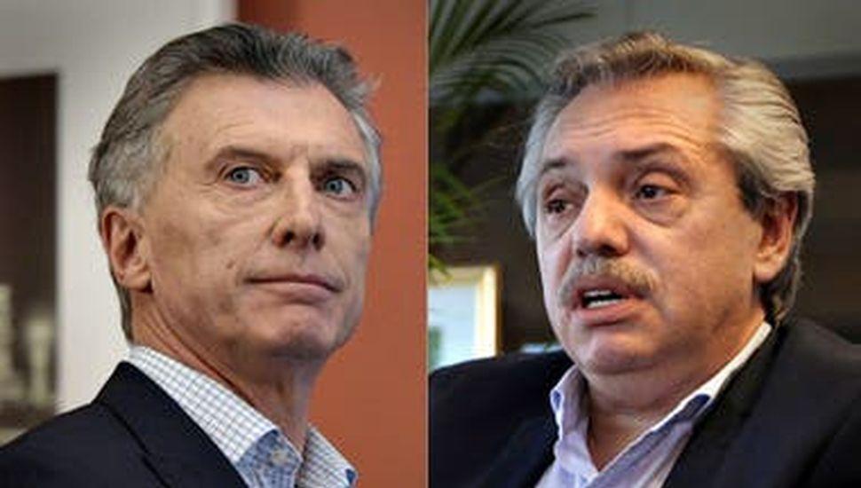Los equipos económicos de Fernández y de Macri hablaron sobre la deuda y el dólar