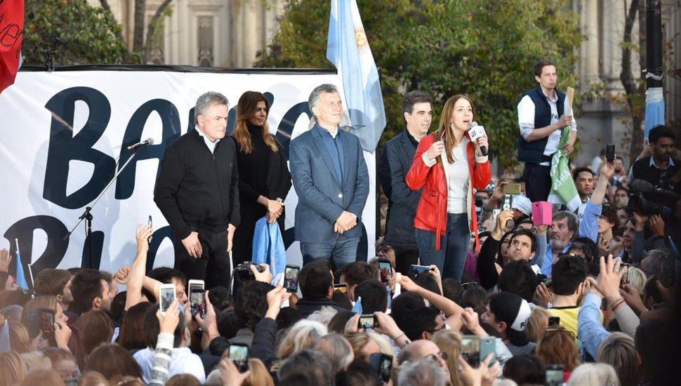 Campaña y propuestas para la Justicia  en la agenda de Macri
