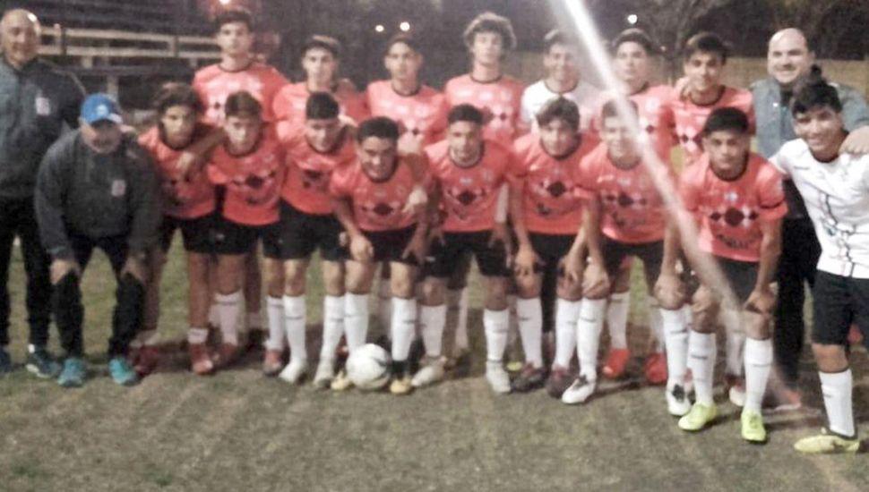 El seleccionad Sub-15 de la Liga Deportiva del Oeste empató 3 a 3 en Carlos Casares y jugará le revancha la semana próxima en nuestra ciudad.