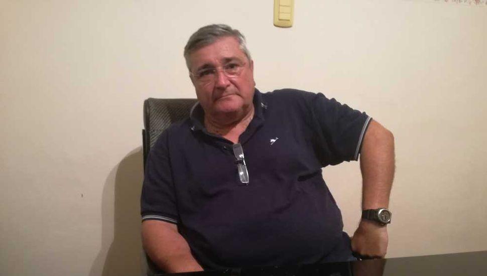 Además de abogado, Juan Carlos Petreli fue concejal, asesor jurídico del PAMI y juez de fatas de nuestra ciudad.