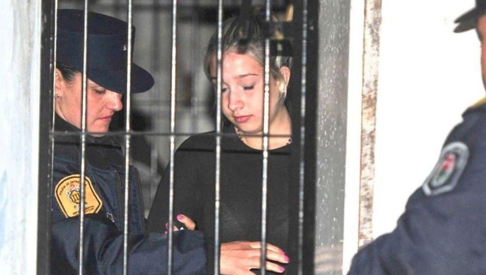 Nahir Galarza habló por primera vez desde la cárcel.