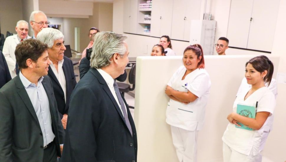 El presidente Alberto Fernández crea un programa de asistencia al trabajo
