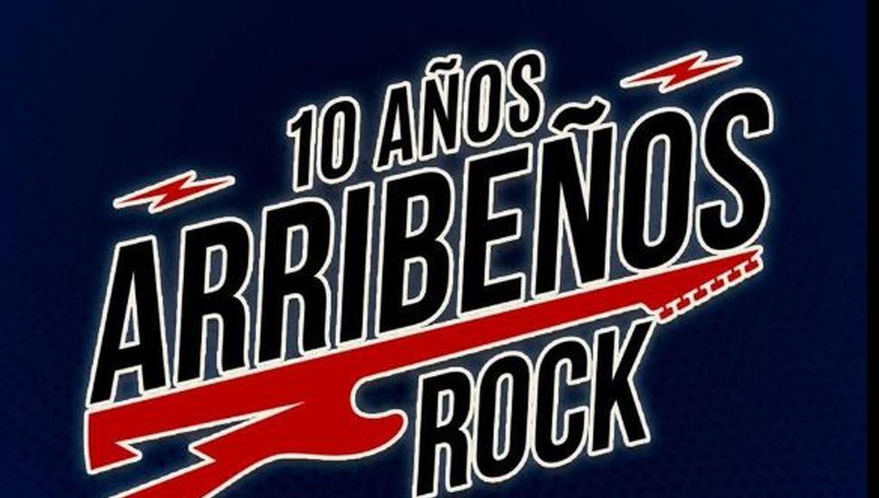 """Este sábado se realizará el Festival """"Arribeños Rock"""""""