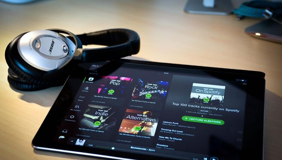 Spotify sumó una función para ver las letras de canciones en tiempo real