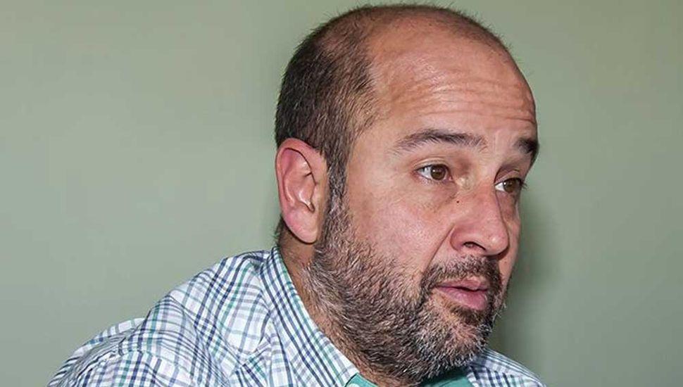 Pablo Torres, titular de la compañía local.