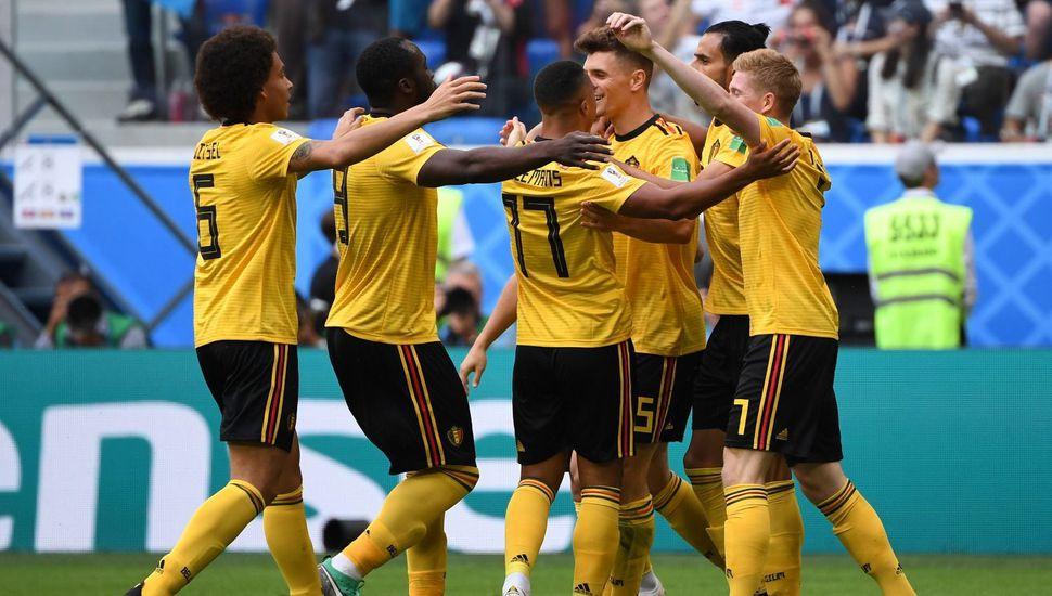 Bélgica le ganó 2 a 0 a Inglaterra y se quedó con el tercer puesto en el Mundial