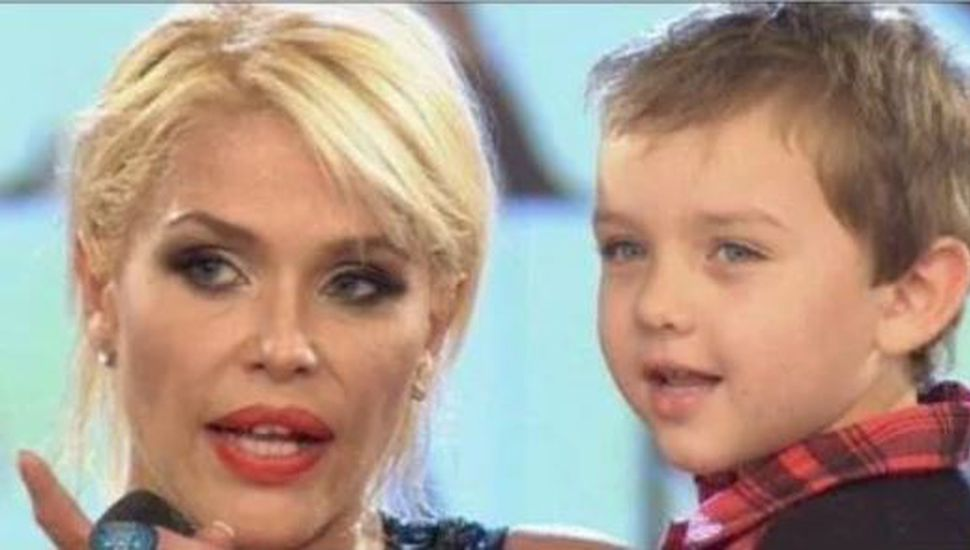 La preocupación de Nazarena Vélez por la salud de su hijo Thiago