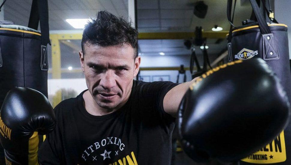 """Sergio Ariel """"Maravilla"""" Martínez vuelve a pelear el sábado 22 en Torrelavega, España."""