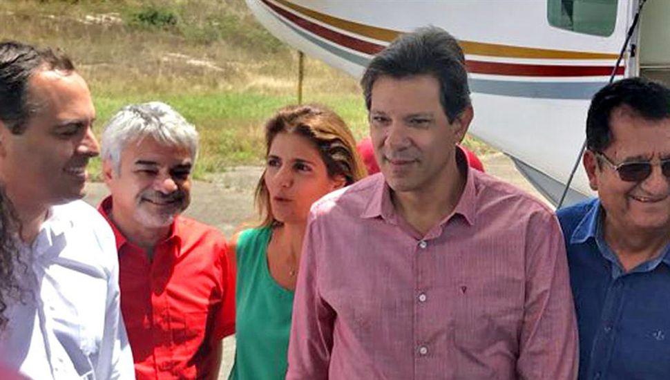 Con Lula fuera de carrera, el PT recalcula y acelera la candidatura de Haddad