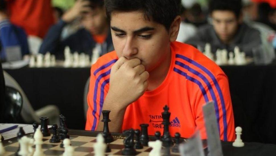 El ajedrecista linqueño Matías Agüero Arce, campeón internacional