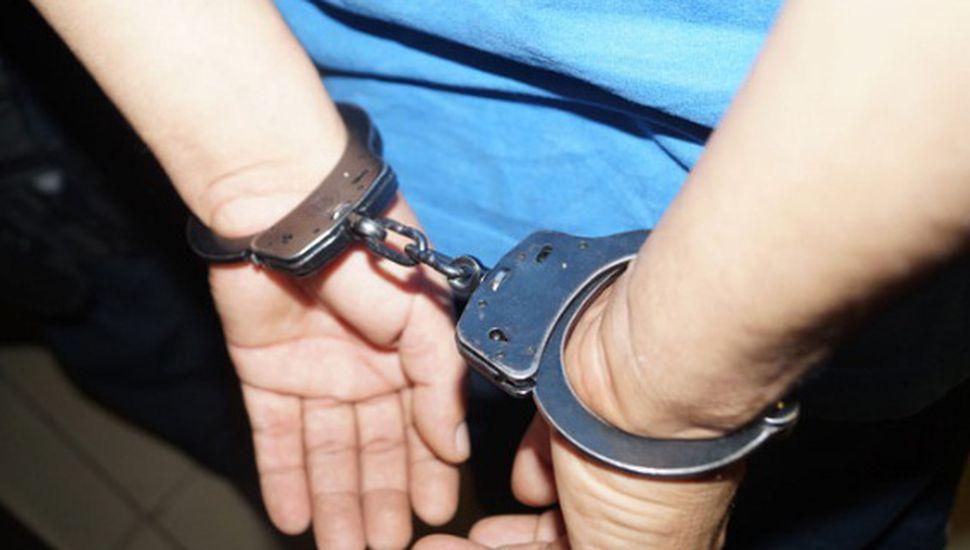 Detuvieron a un hombre de 45 años en Baigorrita